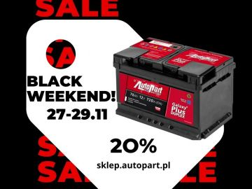 BLACK WEEKEND W E-SKLEPIE